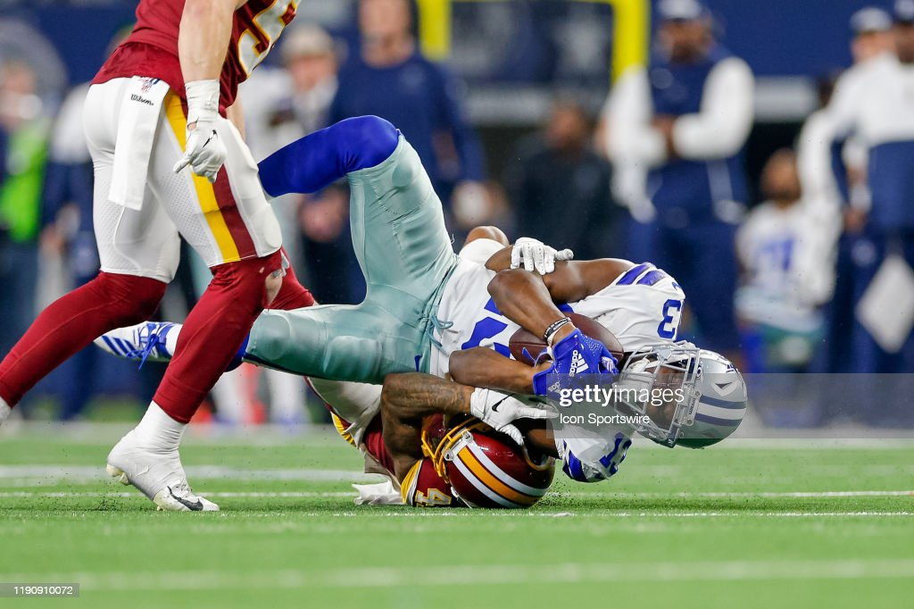 NFL: DEC 29 Redskins at Cowboys : News Photo