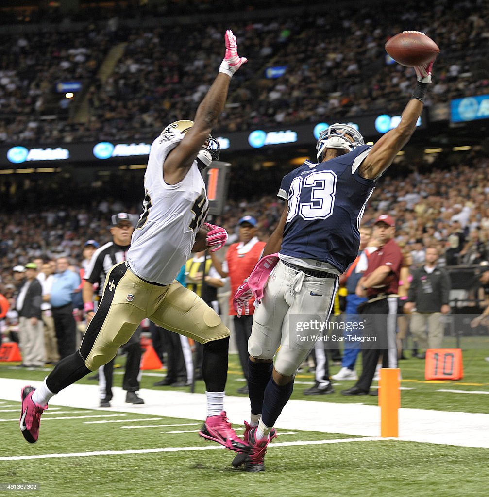 Dallas Cowboys at New Orleans Saints