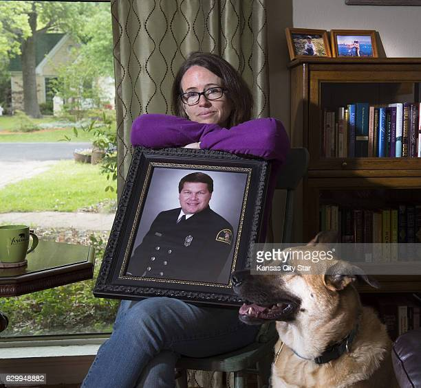 Dallas Firefighter Stan Wilson was killed in the line of duty while battling a blaze at a large apartment fire Jenny Wilson widow is still struggling...