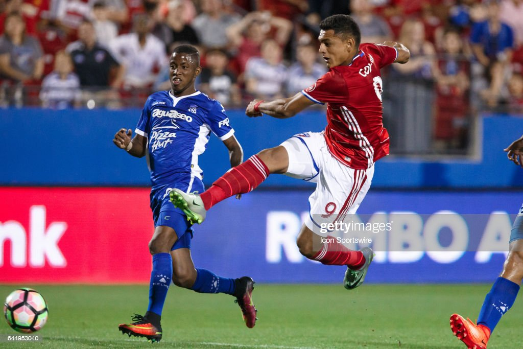 SOCCER: FEB 23 CONCACAF Champions League Quarterfinals -  CD Arabe Unido at FC Dallas : News Photo