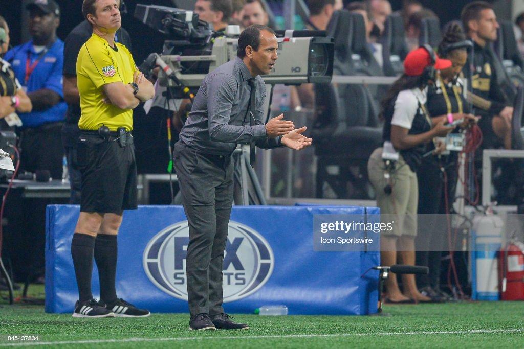 SOCCER: SEP 10 MLS - FC Dallas at Atlanta United FC : News Photo