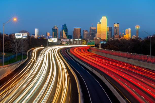 Dallas In Motion