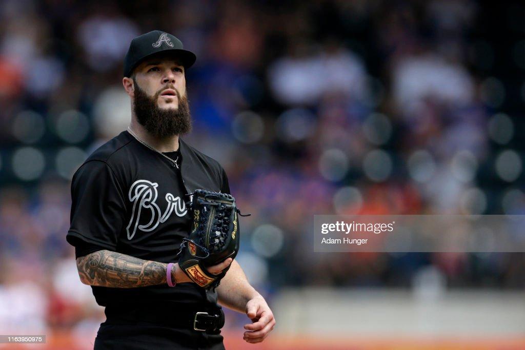Atlanta Braves v New York Mets : ニュース写真