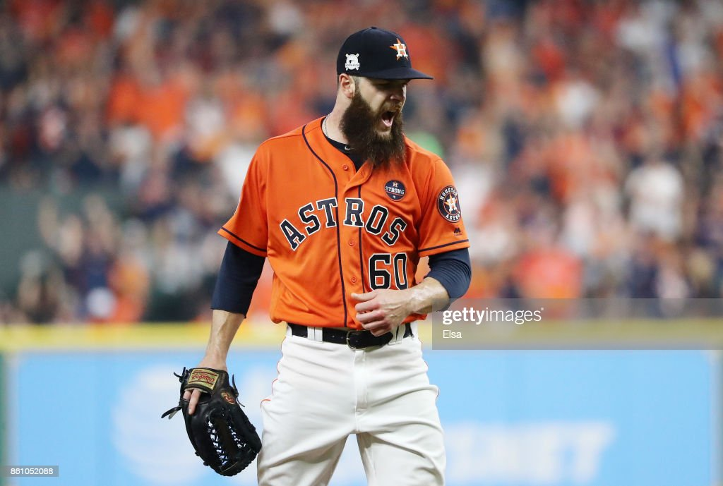 League Championship Series - New York Yankees v Houston Astros - Game One