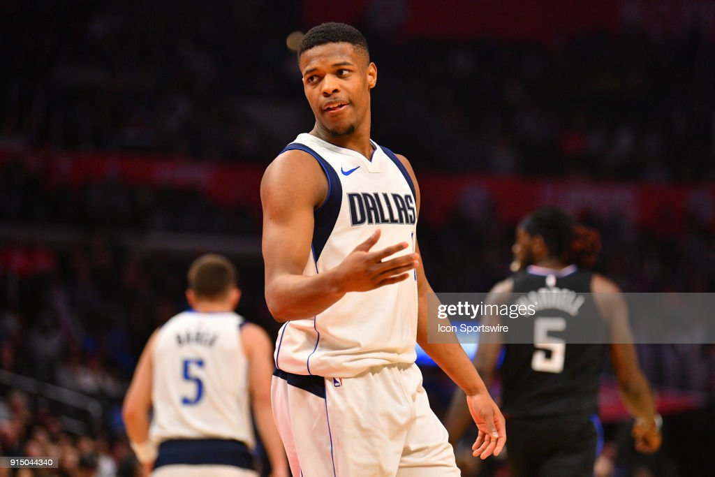 Dennis Smith Jr Nba