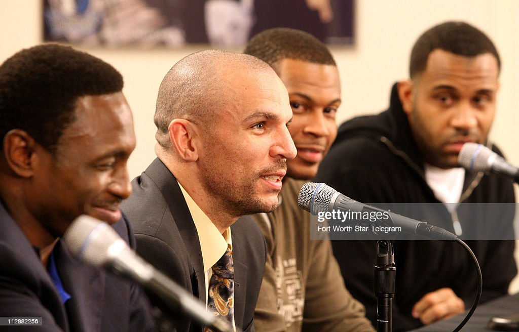 Image result for mavs jason kidd trade press conference