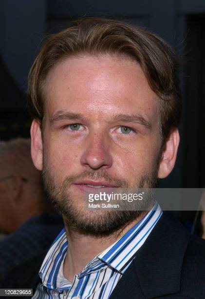 Dallas Roberts during Outfest 2004 Festival Closing Night and Los Angeles Premiere of A Home at the End of the World Red Carpet Arrivals at Mann's...
