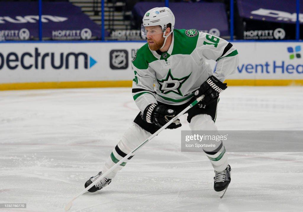 NHL: MAY 07 Stars at Lightning : News Photo