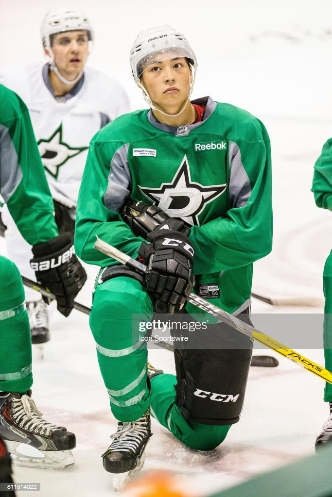 NHL: JUL 08 Stars Development Camp : News Photo