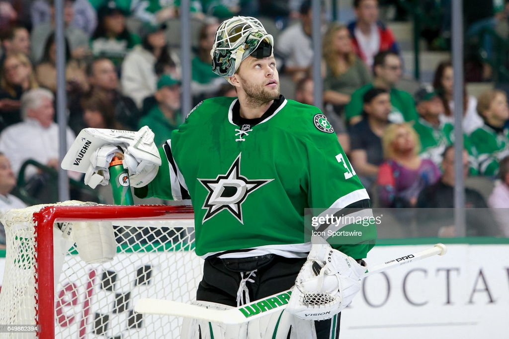 NHL: MAR 08 Senators at Stars : News Photo