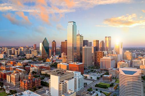 Dallas, Texas cityscape 923519778