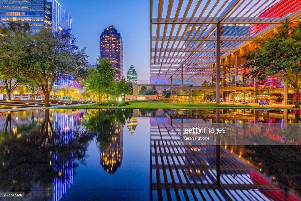 Dallas Texas Downtown : Stock Photo