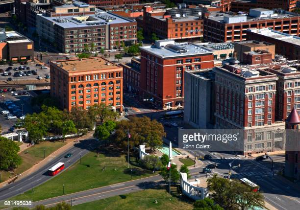 dallas, texas - national_historic_landmark stock pictures, royalty-free photos & images