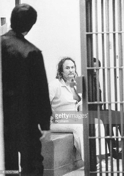 Rock musician Dave Crosby sits in a holding cell in Dallas December 20 Crosby says all he wants is his freedom but it appears he will spend Christmas...