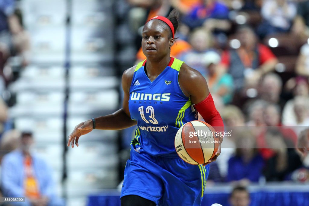 WNBA: AUG 12 Dallas Wings at Connecticut Sun Pictures | Getty Images