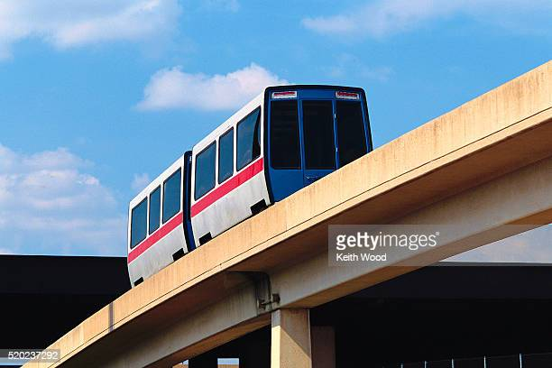 Dallas-Fort Worth Airport Tram