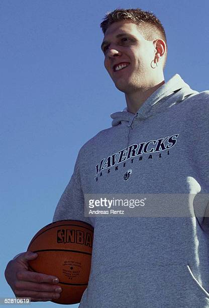 MAVERICKS 1999 NBA Dallas/USA Dirk NOWITZKI