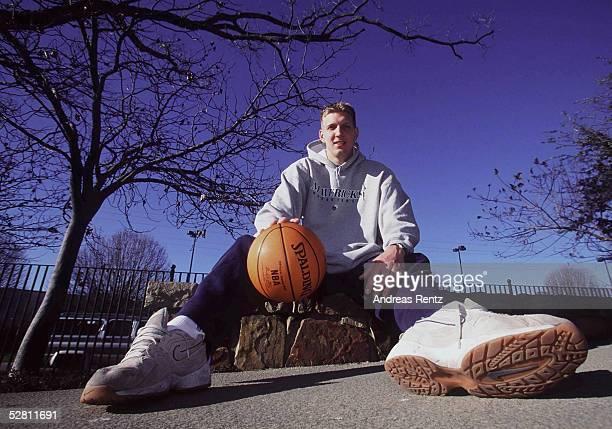 MAVERICKS 1999 NBA Dallas/USA Dirk NOWITZKI