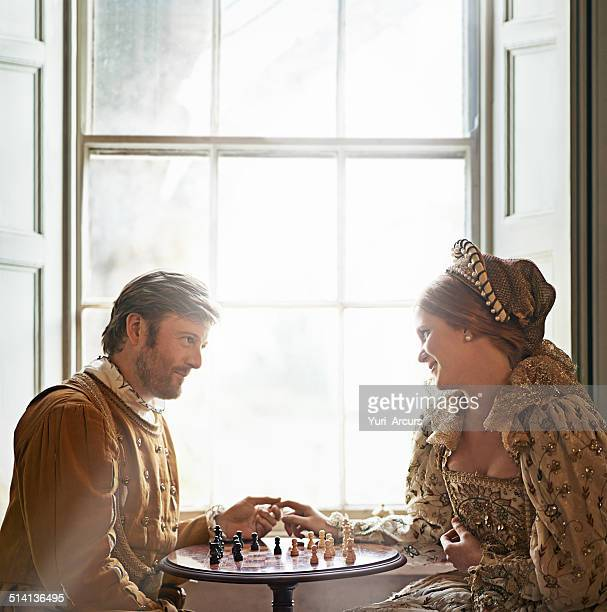 Dalliance over chess