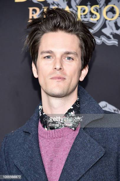 Dallon Weekes attends Bohemian Rhapsody New York Premiere at The Paris Theatre on October 30 2018 in New York City