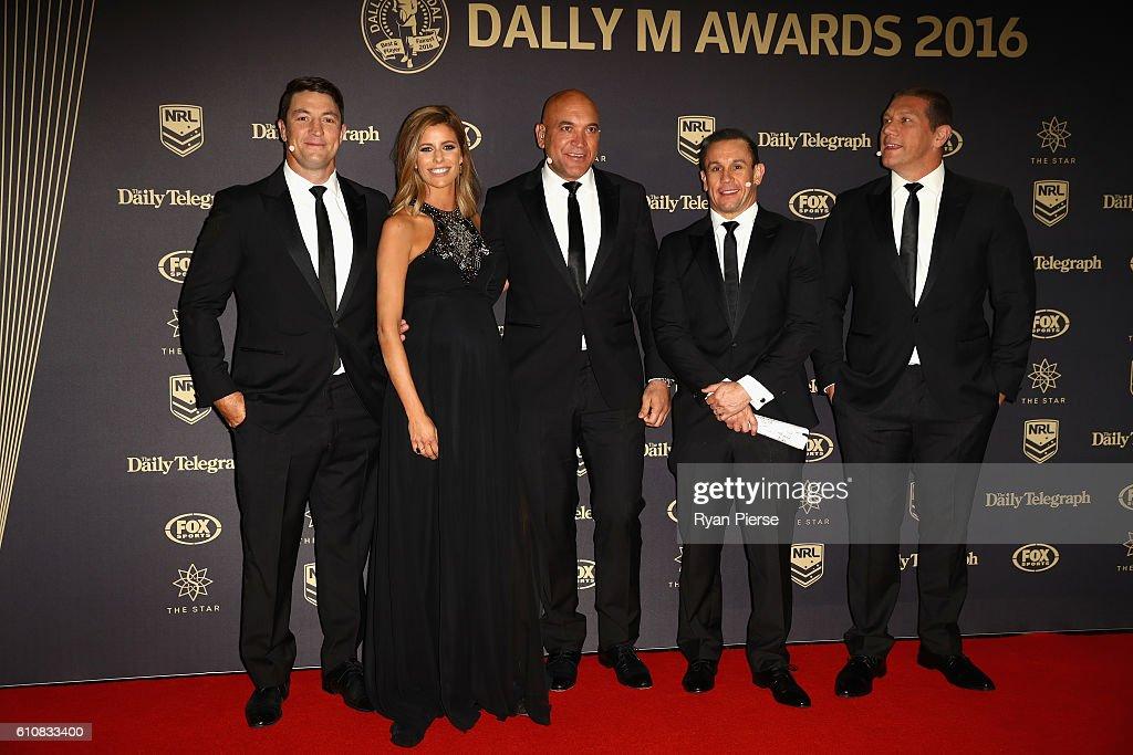 2016 Dally M Awards