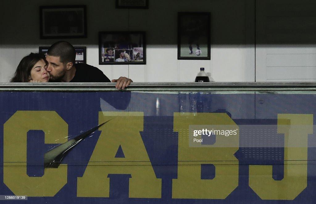 Boca Juniors v Newell's Old Boys - Copa Diego Maradona 2020 : News Photo