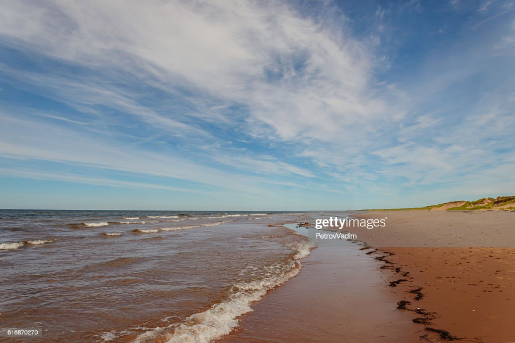 Dalvay Beach : Stock Photo