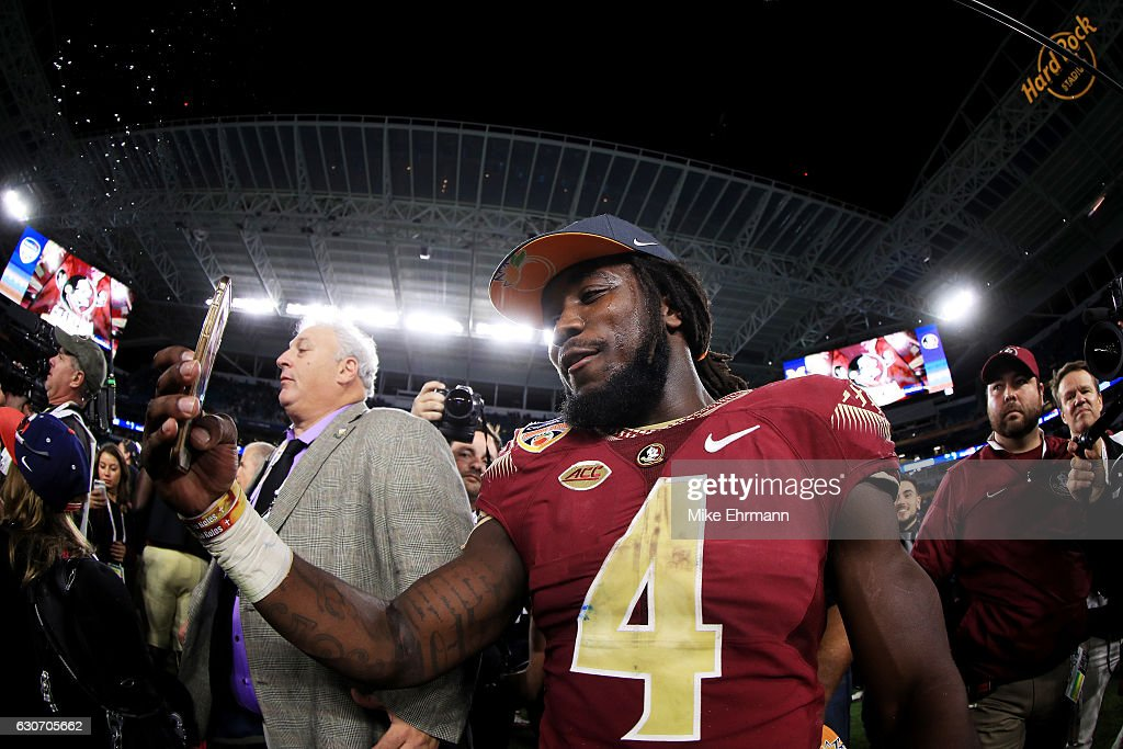 Capitol One Orange Bowl - Florida State v Michigan : News Photo