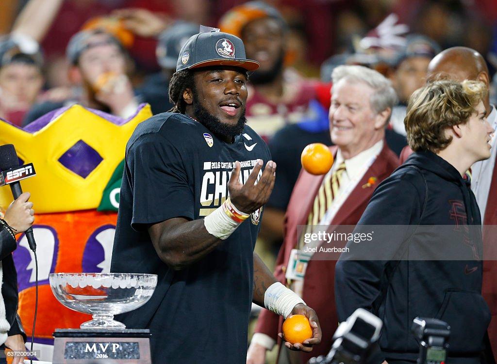 Capital One Orange Bowl - Florida State v Michigan : News Photo