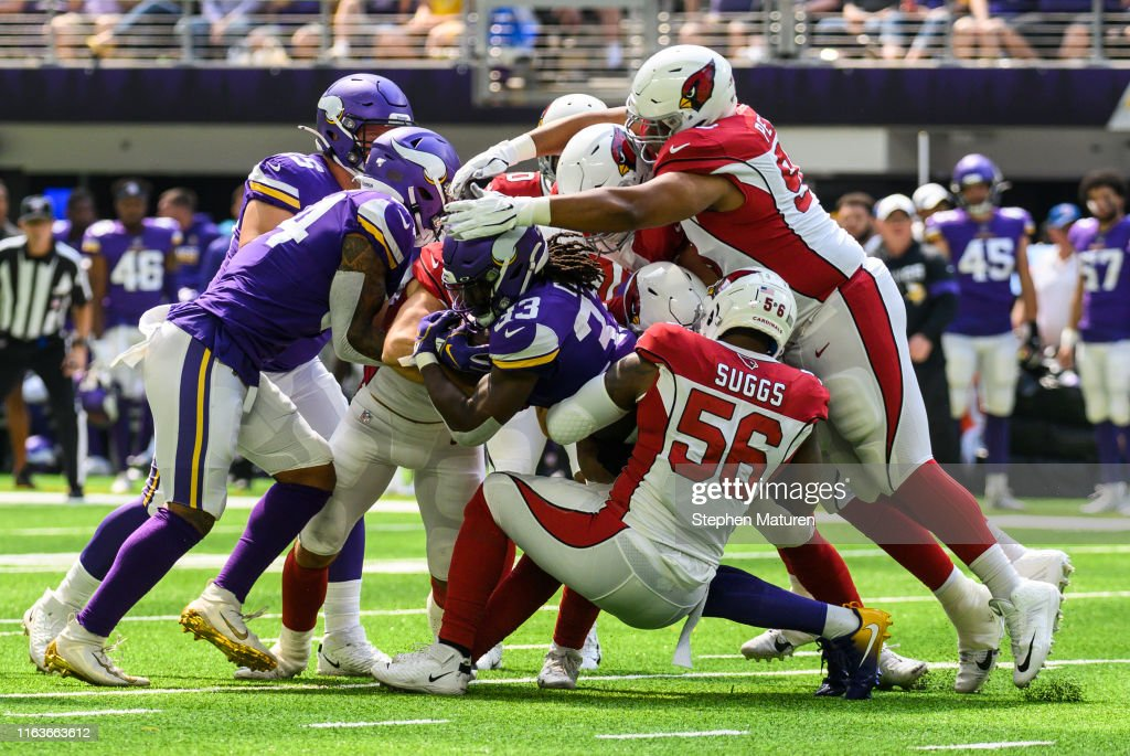 Arizona Cardinals v Minnesota Vikings : News Photo
