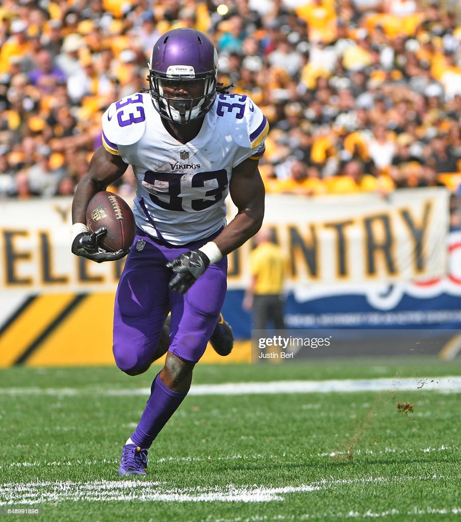 Minnesota Vikings v Pittsburgh Steelers