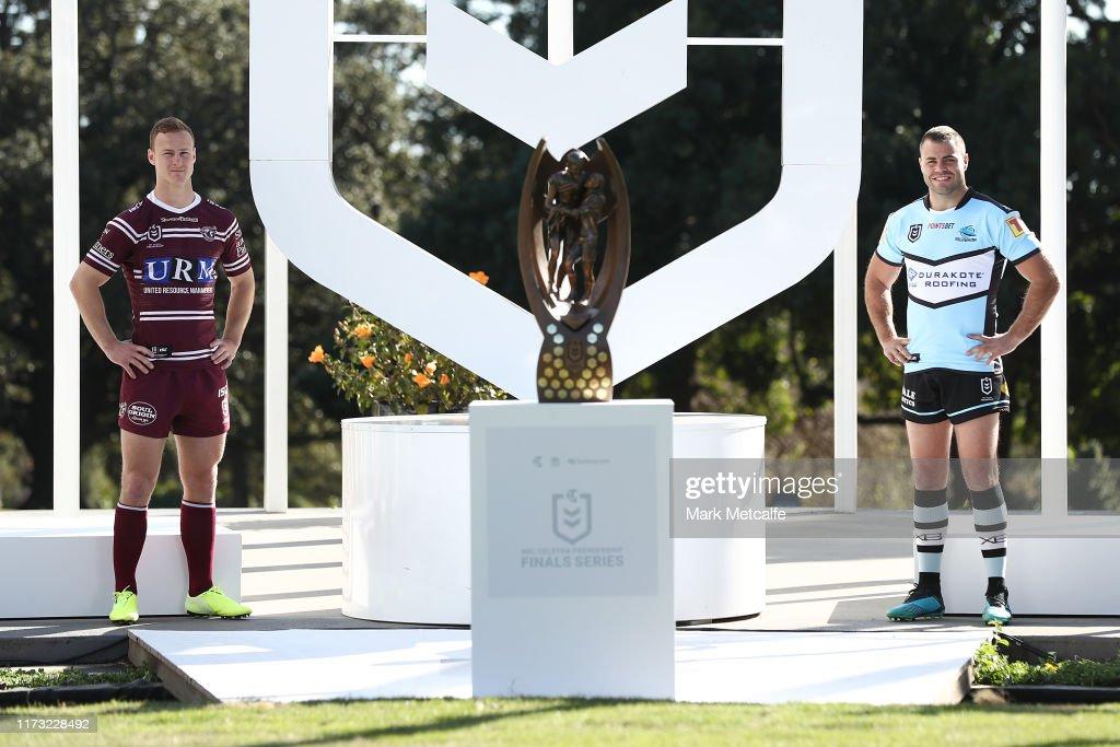 2019 NRL Finals Series Launch : News Photo