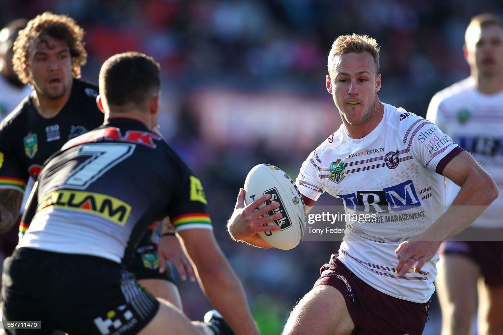 NRL Rd 16 - Panthers v Sea Eagles : News Photo