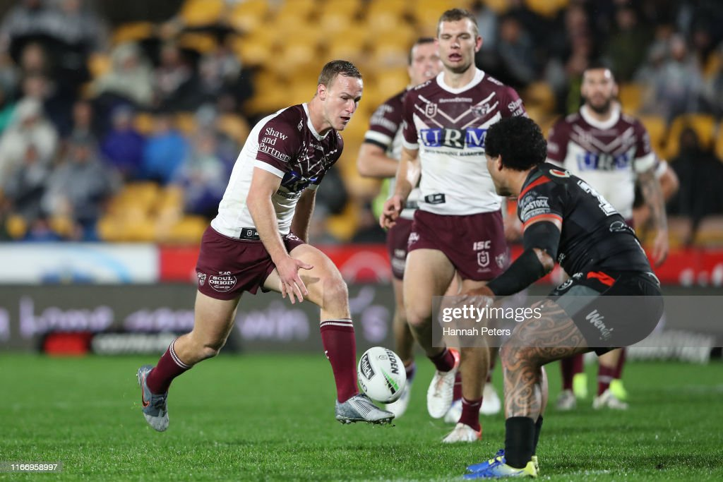 NRL Rd 21 - Warriors v Sea Eagles : Fotografía de noticias