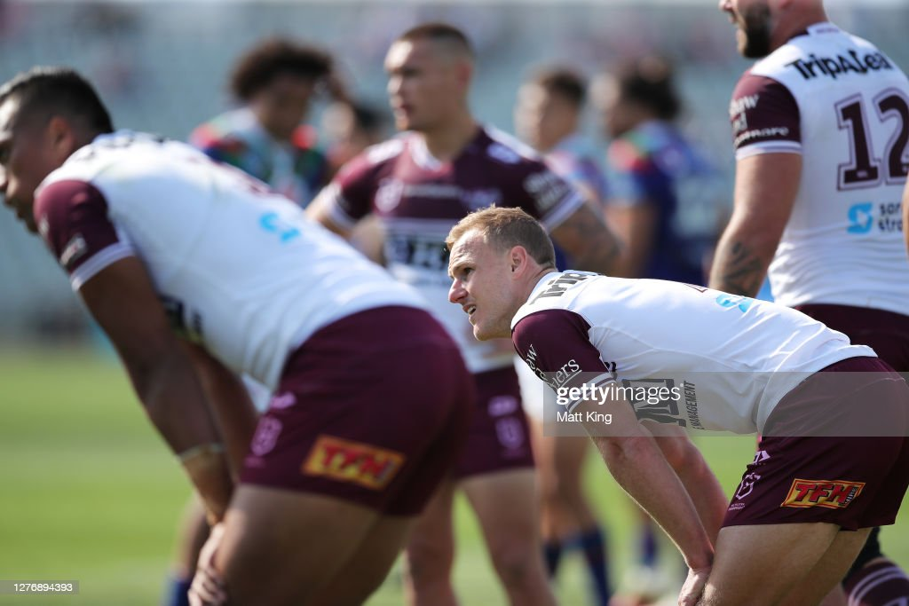 NRL Rd 20 - Warriors v Sea Eagles : News Photo