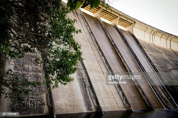 Dam Spillway Gorge, Rio Ceballos - Argentina