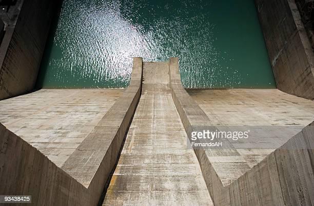 Dam-sprungbrett