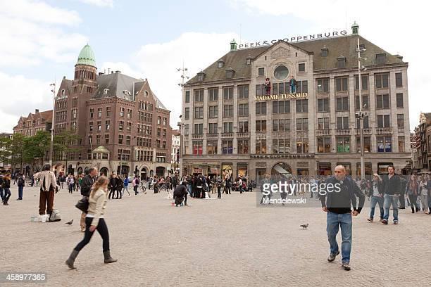 """Dam square Amsterdam"""""""""""