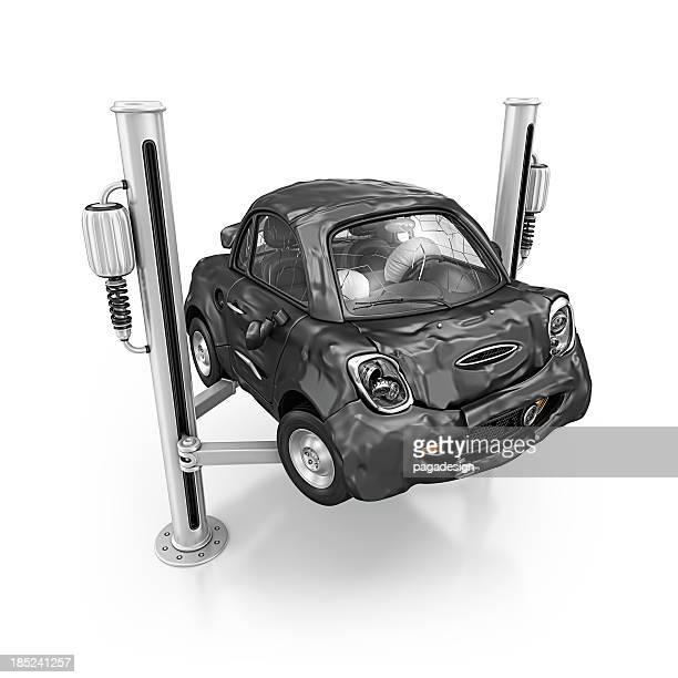 Schäden am Auto