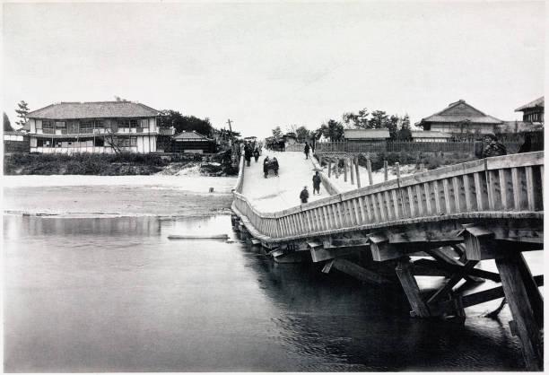 JPN: 28th October 1891 –  Mino–Owari Earthquake, Largest Inland Earthquake In Japan's History