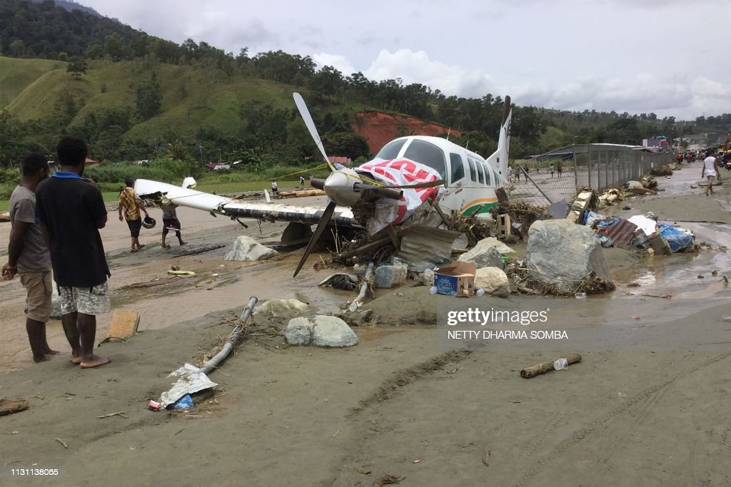 IDN: Deadly flash floods in Indonesia's Papua