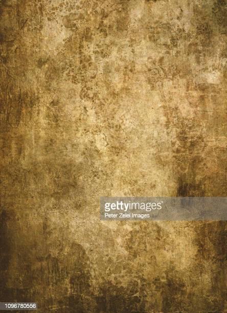 damaged brown wall texture - descascado - fotografias e filmes do acervo