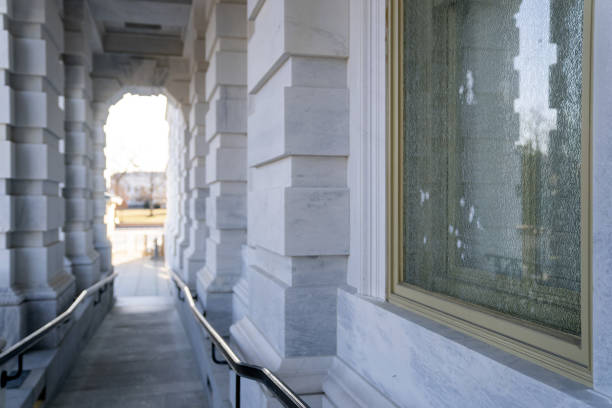 DC: Stimulus Package Faces Lengthy Final Challenge Of Senate Votes