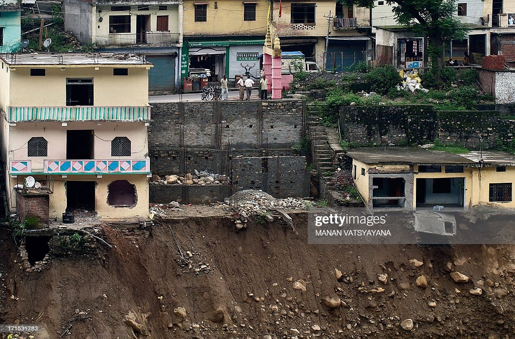 INDIA-NEPAL-WEATHER-FLOOD : News Photo
