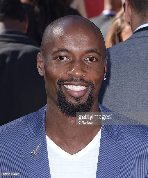 DaMarcus Beasley attends the 2014 ESPY Awards at Nokia Theatre L.A. Live on July 16, 2014 in Los Angeles, California.