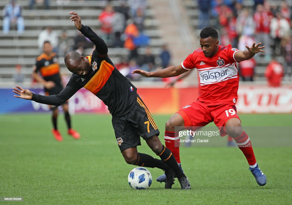 Houston Dynamo v Chicago Fire