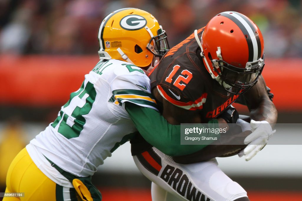 Green Bay Packers vCleveland Browns