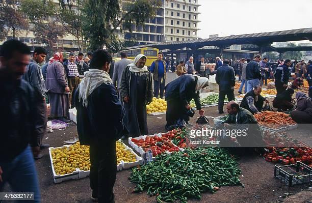 Damascus Syria, street scene