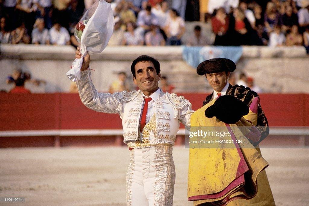 Ferial of Nimes in France in September, 1991. : Fotografía de noticias