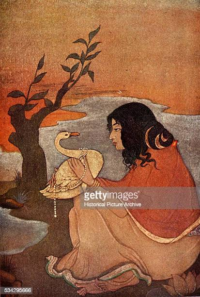 'Damayanti was a princess of the Vibarbha kingdom who fell in love with her future husband King Nala of the Nishadha kingdom after hearing about his...